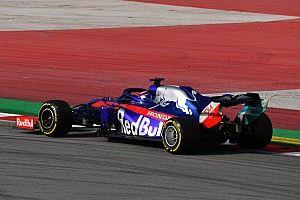 """Albon """"dépasse les attentes"""" chez Toro Rosso"""