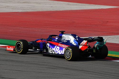 "Albon ""exceeding expectations"" at Toro Rosso"