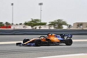 """Sainz : """"Une grosse marge de progression"""" sur la McLaren"""