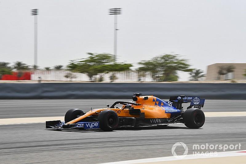 Sainz: McLaren ma duży zapas