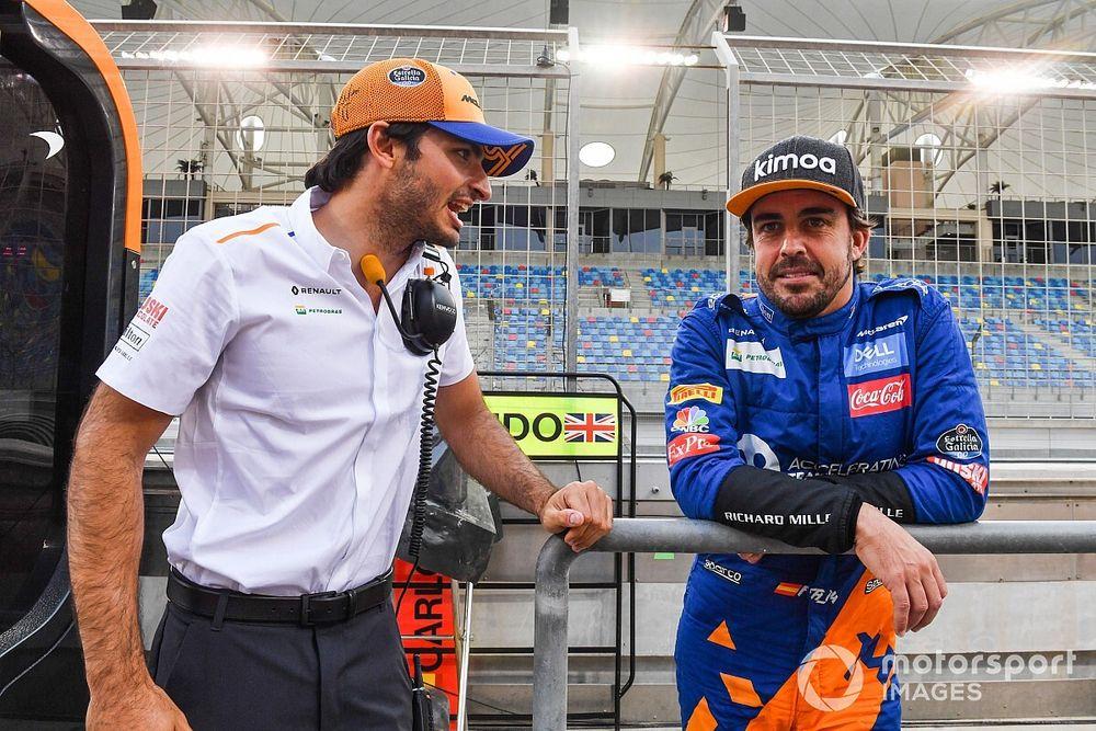 Alonso, más de 130 vueltas en su regreso a un F1