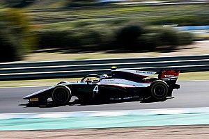 F2-test Jerez: De Vries begint seizoen op best denkbare manier