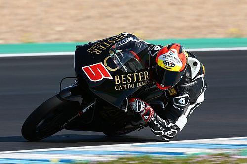 FP1 Moto3 Argentina: Jaume Masia paling kencang