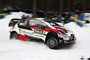 Svezia, PS9-10: Tanak parte fortissimo e riprende la vetta della corsa! Suninen bloccato nella neve