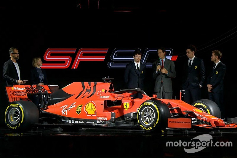 "Binotto : La Ferrari SF90 dispose de solutions ""extrêmes"""