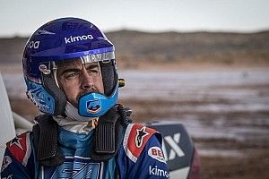 Alonso begins Dakar 2020 preparations with Toyota