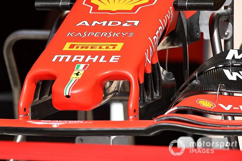 Összesített F1-es technikai képgaléria a Bahreini Nagydíjról: Ferrari, McLaren, Renault...