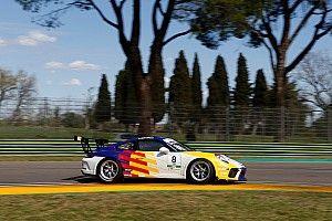 Carrera Cup Italia, test a Imola: Bertonelli è già da record!