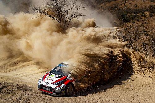 Fotogallery WRC: le foto più belle del Rally del Messico 2019