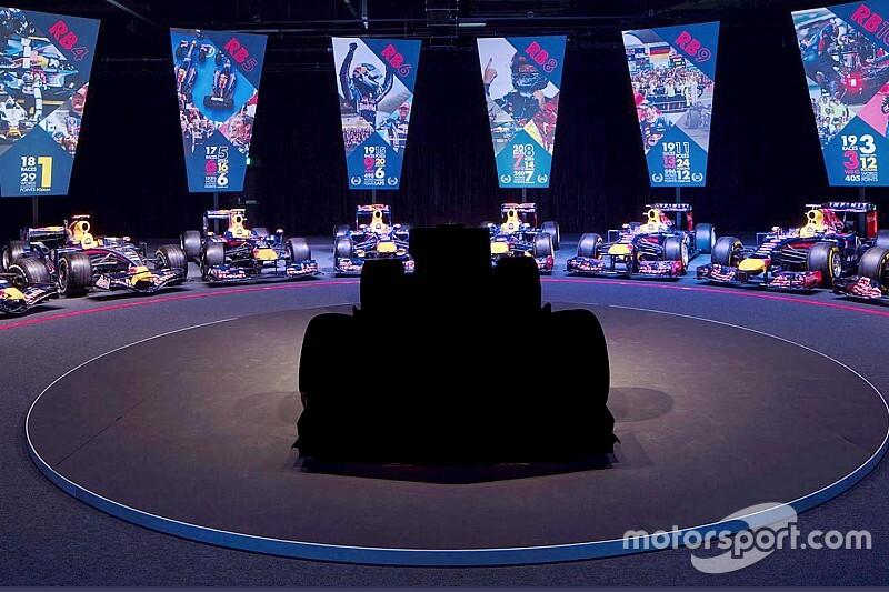 Red Bull va adelantado dos semanas con su nuevo monoplaza
