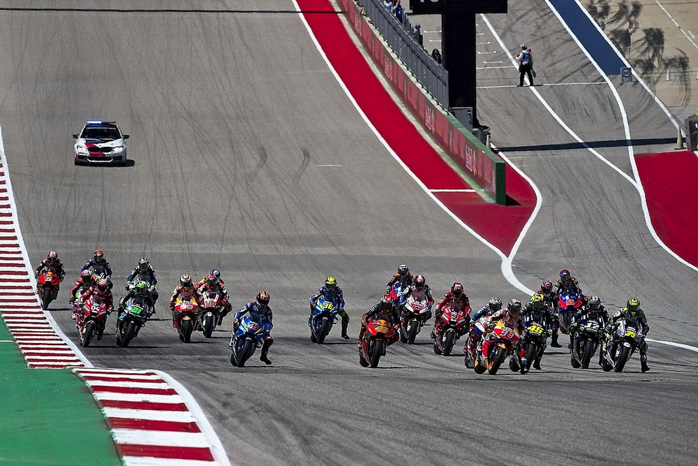 2021 MotoGP Americas Grand Prix – how to watch, session times & more