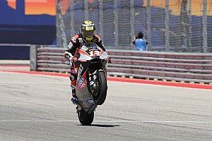 Moto2 Amerika: Luthi berjaya, Dimas finis terakhir