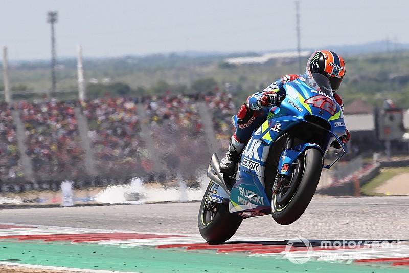 How Suzuki got over the Vinales break-up