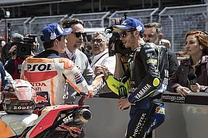 Rossi masih anggap Marquez favorit juara