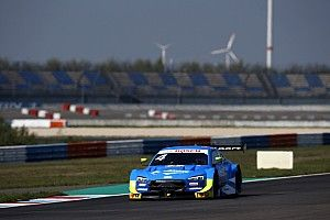 Frijns tops Lausitzring DTM test for Audi