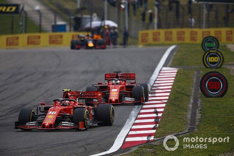 Ferrari: La orden de equipo no buscó beneficar a Vettel