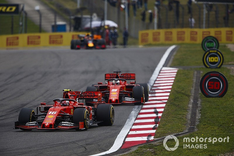 Ferrari: Team order not intended to benefit Vettel