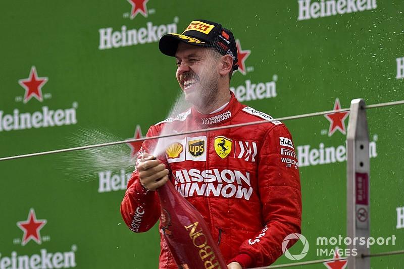 Vettel, el piloto actual que más ganancias ha dado a sus equipos