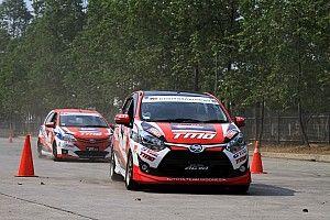 Hadapi Gymkhana Asia, TTI turunkan dua pembalap