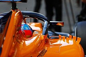 F1 elevará los alerones traseros para mejorar la visibilidad en el 2019