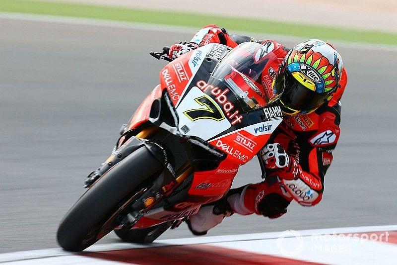Ducati obbligata a fare bene a Magny-Cours per non perdere il secondo posto di Chaz Davies