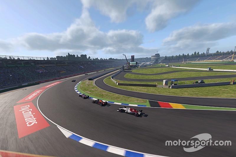 Vidéo - Les améliorations graphiques et sonores de F1 2018