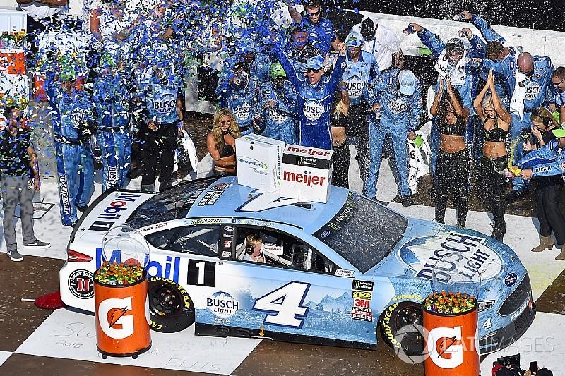 NASCAR: Überzeugender Michigan-Sieg für Kevin Harvick