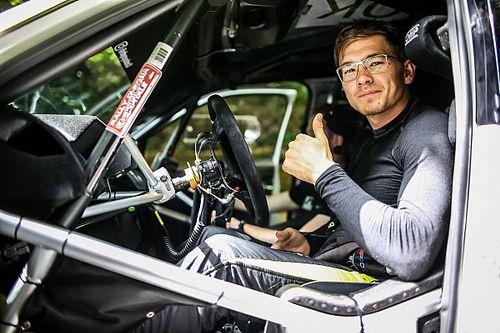 Esports WRC Shootout dla Yatesa