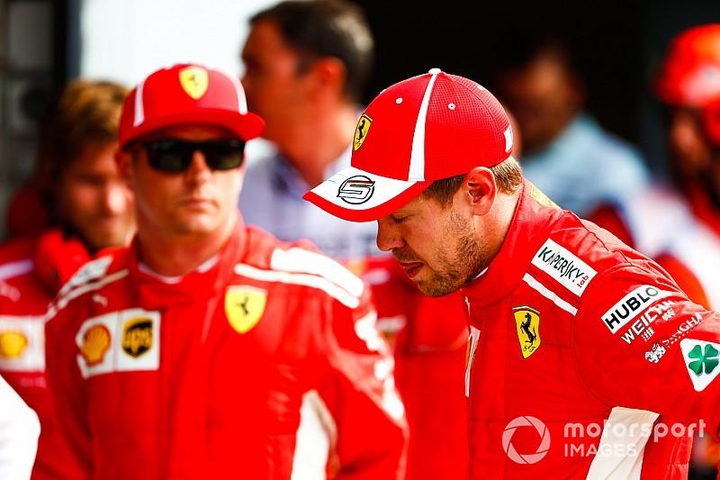 """Vettel """"prêt à courir contre tout le monde"""", dont Räikkönen"""