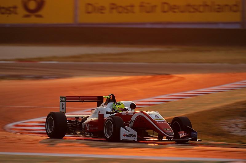 Mick Schumacher le coge el gusto a la victoria