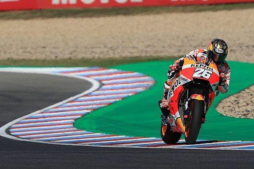 MotoGP Brünn FP2: Dani Pedrosa mit Bestzeit, Bradl 18.