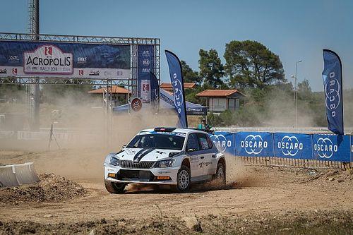 Reli Akropolis Segera Kembali Masuk Kalender WRC
