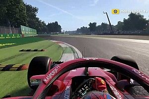 Panduan sirkuit Monza bersama Raikkonen