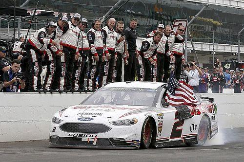 NASCAR Cup Series: Lengkapnya kepingan puzzle Penske di Indianapolis