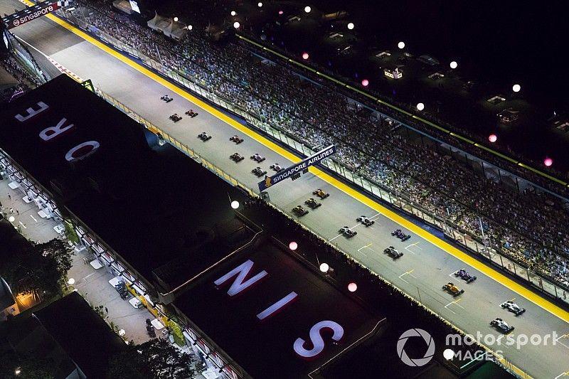 F1 fecha acordo para entrar no mercado de apostas