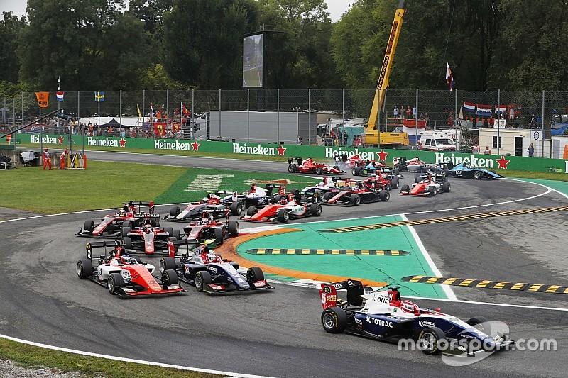 Piquet bate a Alesi en un duelo de época en Monza