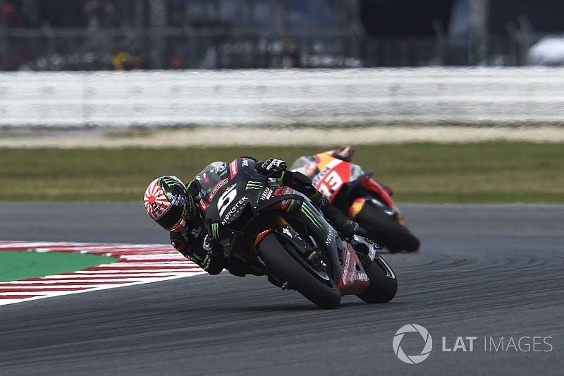 Misano MotoGP: Zarco tops FP3 to snatch Q2 spot