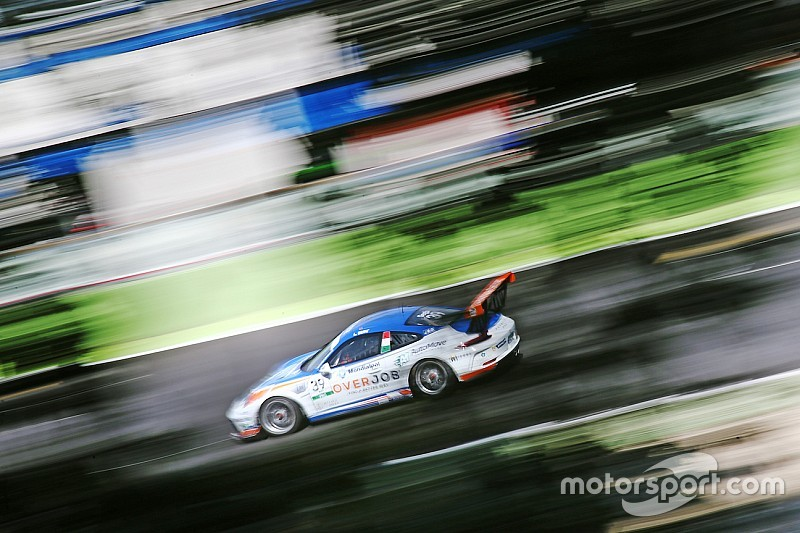 Carrera Cup Italia, Vallelunga: ora a Segù manca solo la vittoria