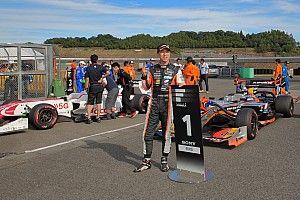 SFもてぎ予選:石浦宏明が逆転で今季初ポールポジションを獲得!