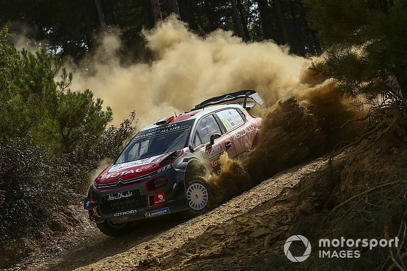 "Ogier: Citroen no longer ""doing things by half"""