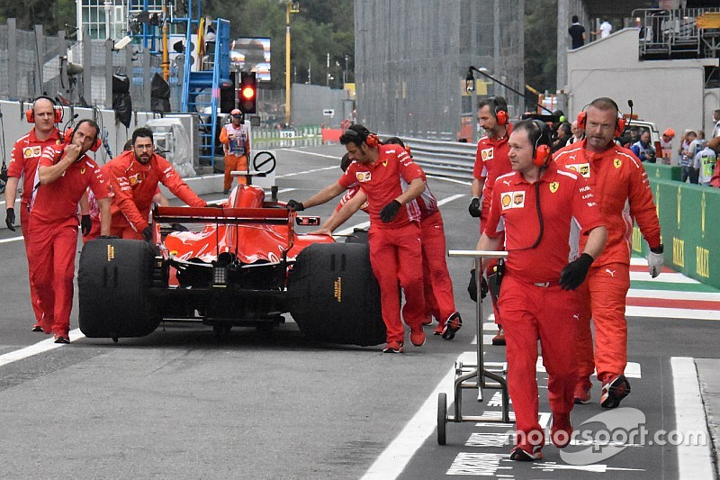 Ferrari maakt zich op voor nieuw en ander leiderschap onder Camilleri