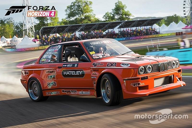 В Forza появятся машины из Formula Drift