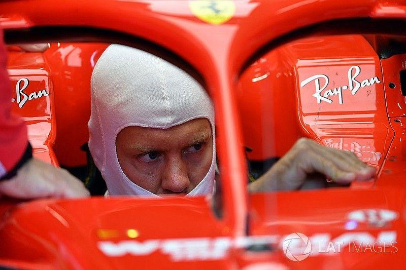 """Vettel aún no ha """"encontrado la clave"""""""