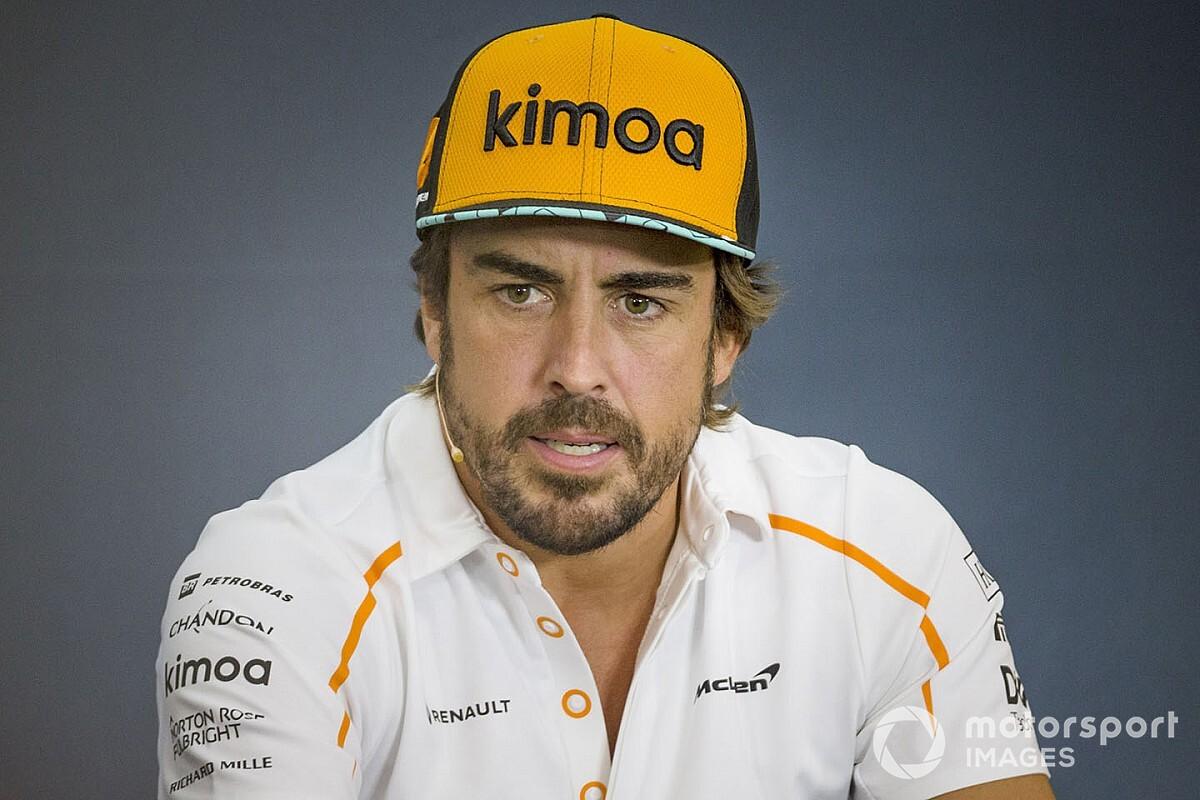 Alonso: 'Hikayenin sonu nasıl biterse bitsin mutlu olacağım'