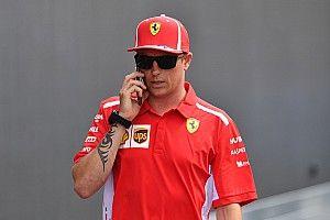 """Räikkönen: """"Én csak nyerni akarok…"""""""