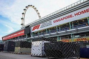 DAZNのシンガポールGP配信スケジュール決定。ナイトレース発祥の地