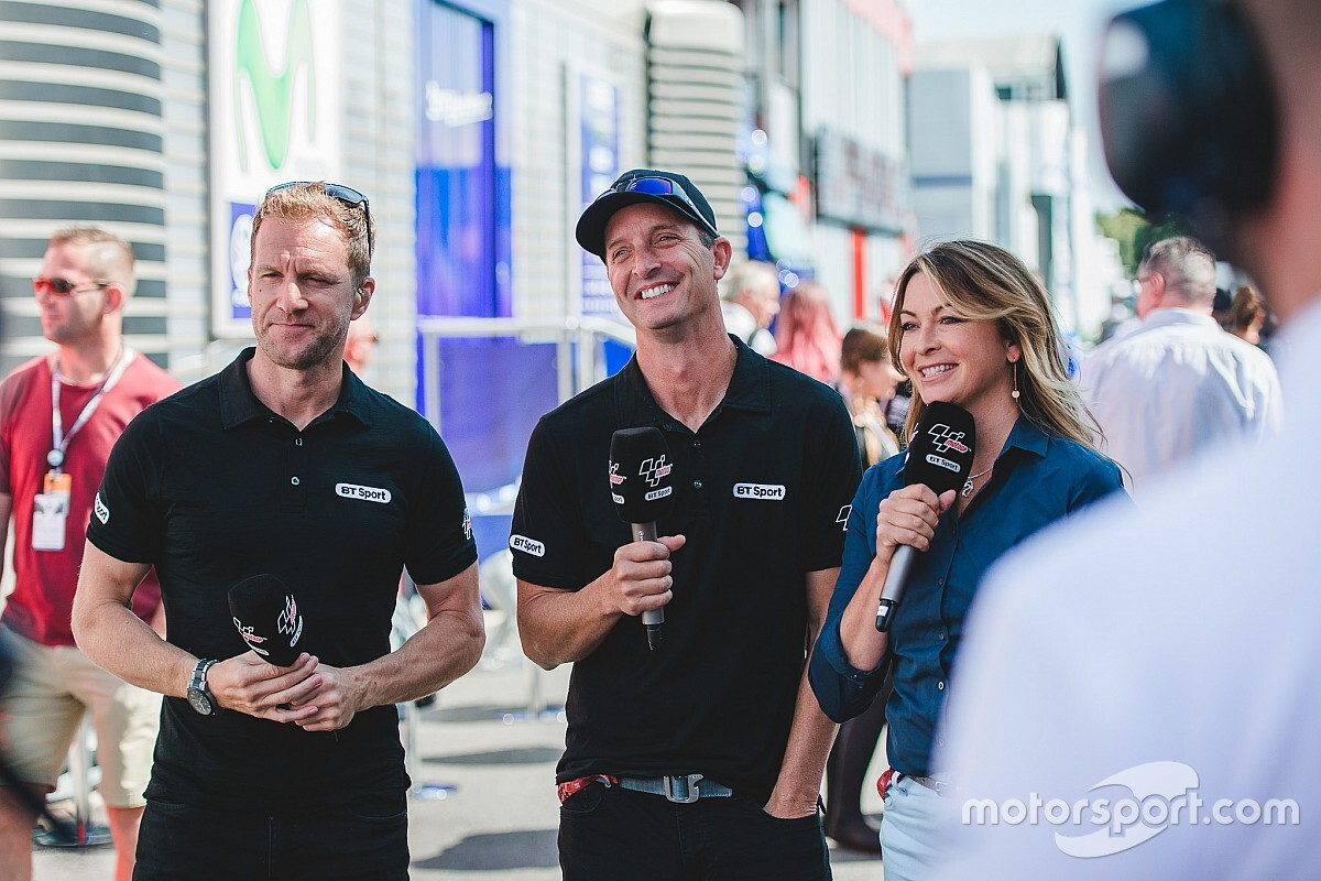 BT Sport extends MotoGP contract through to 2024