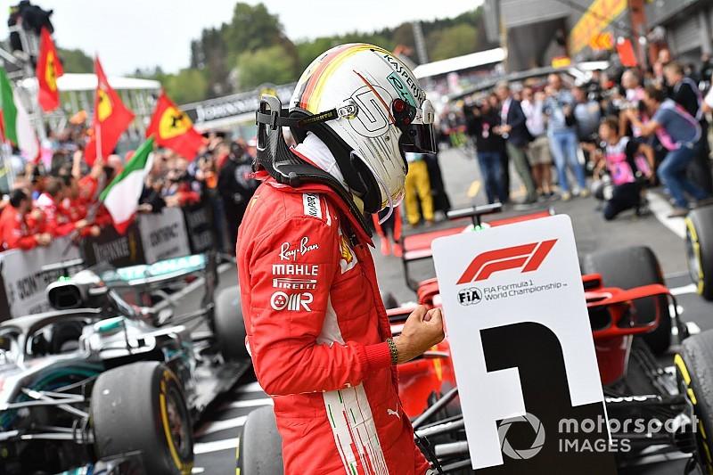 A Ferrari motiváltabb, mint valaha: jöhet a Belga Nagydíj!