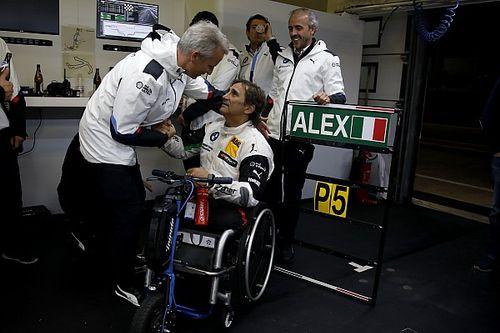 BMW: Endurance racing better for Zanardi than DTM