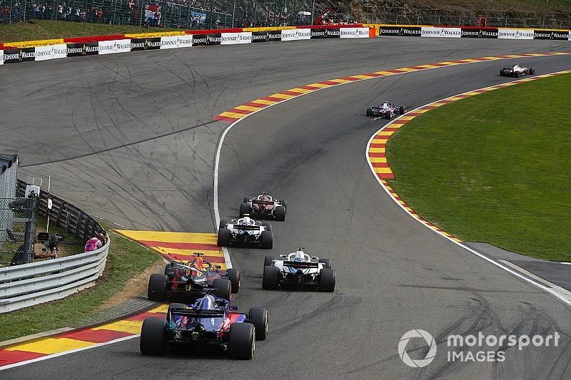 Pneus - Mercedes joue la sécurité pour le GP de Belgique